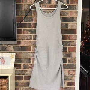 Maternity tank dress